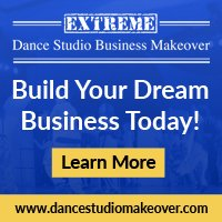 Extreme Dance Studio Makeover