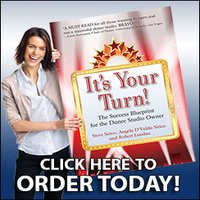 It is Your Turn Book